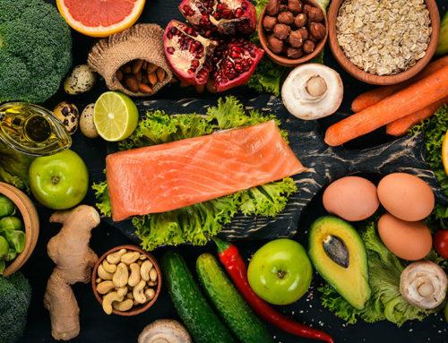 Vegetarierer & Veganer – Versorgung mit Mineralstoffen