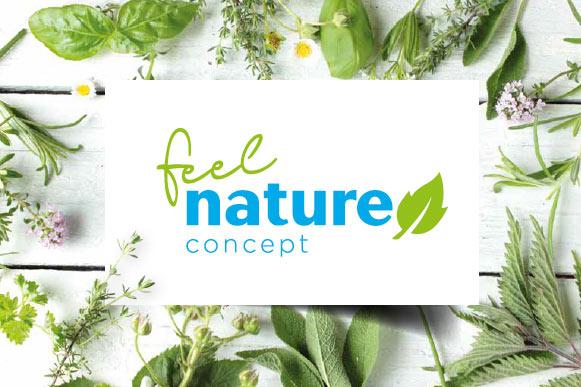 feel nature concept Online-Shop